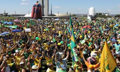OPINIÃO DE PRIMEIRA: Super manifestações de sete de setembro, infelizmente, não conseguirão mudar o Brasil
