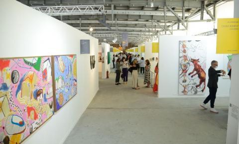 Feira de Arte do Rio terá participação de 65 galerias brasileiras