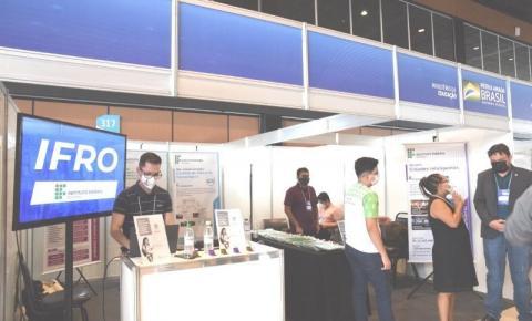 IFRO participa em Brasília da Semana Nacional da Educação Profissional e Tecnológica
