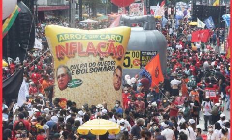 OPINIÃO DE PRIMEIRA: Manifestações da esquerda, embora com alguns exageros, foram atos democráticos