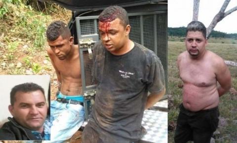 Assassinos que executaram cigano dentro de supermercado em Cerejeiras, são condenados a mais de 20 anos de prisão cada um