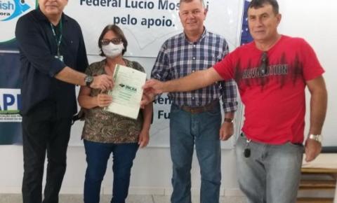 Incra faz capacitação de novos técnicos, recursos do Deputado Lucio Mosquini avança a regularização Fundiária em Rondônia