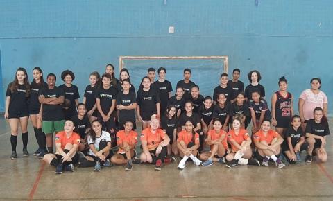 Cerejeiras representará Rondônia nos Jogos Escolares Brasileiro de Handebol no Rio de Janeiro
