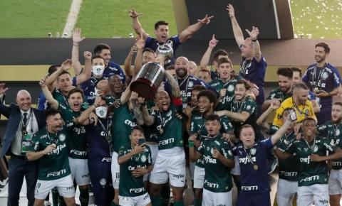 Palmeiras vence o Santos e é bicampeão da Copa Libertadores