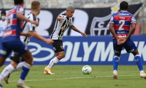 Atlético Mineiro vence Fortaleza e assume a vice-liderança