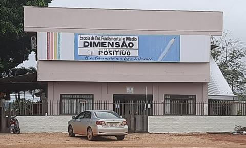 Em Cerejeiras, Escola Dimensão retornará atividades com aulas presenciais nesta segunda-feira, 8