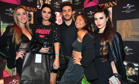Influencers são convidados especiais em evento da Universal Music