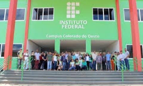 COLORADO DO OESTE: IFRO lança Curso Superior de Medicina Veterinária para início imediato