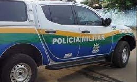 PM flagra homem furtando residência em Cerejeiras