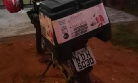 Empresário é rendido por bandidos armados e tem motocicleta roubada em Cerejeiras