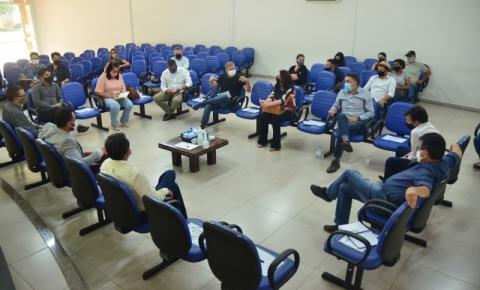 Prefeitos do Cone Sul se reúnem no auditório da Prefeitura de Vilhena com Governo do Estado