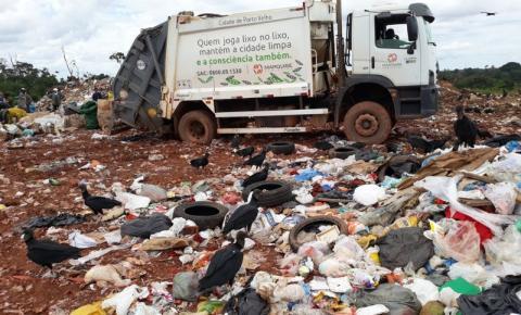 Colorado do Oeste e outras 13 cidades de Rondônia planejam fim dos lixões até 2022