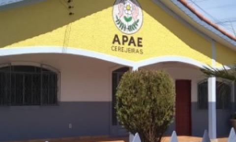 APAE Cerejeiras completa 32 anos mudando vidas