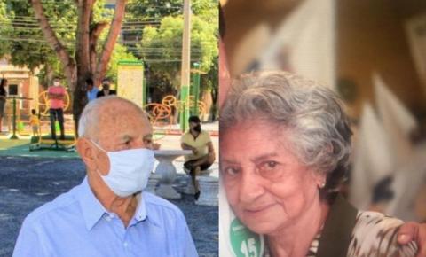 Casal de idosos morre de Covid-19 com 1 dia de diferença