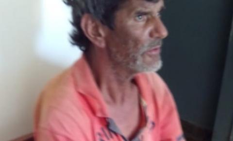 Após 5 dias desaparecido, homem é localizado na área rural em distrito de Corumbiara