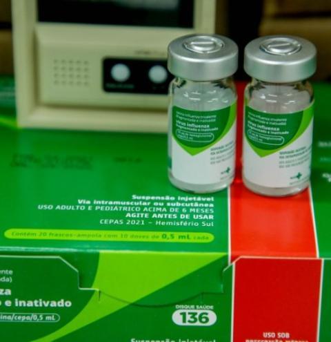 Campanha de vacinação contra a gripe segue até 9 de julho; menos de 20% do público-alvo foi imunizado em Rondônia